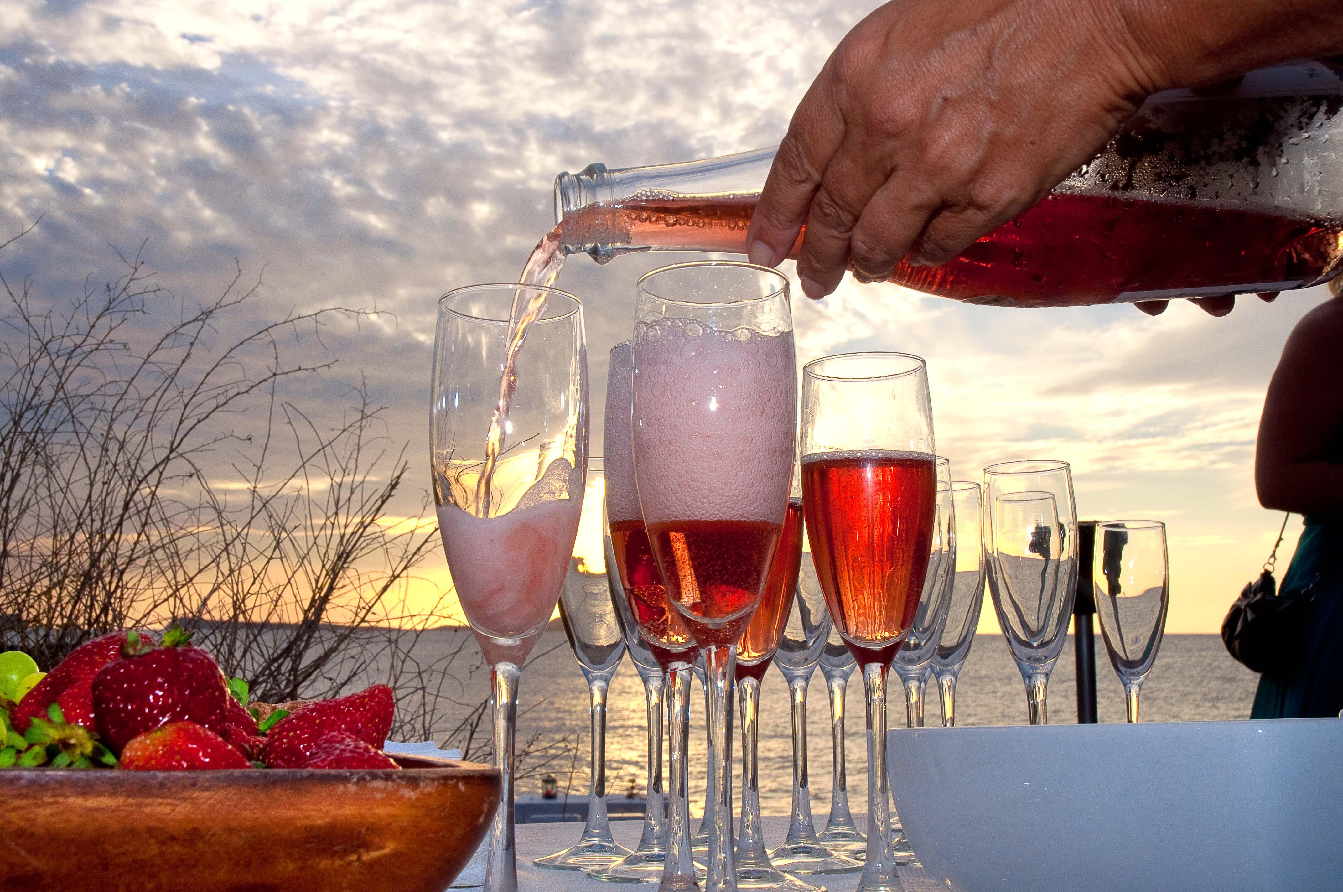 Trouwen op Ibiza, ceremonie