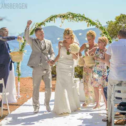 Ibiza Dream Wedding