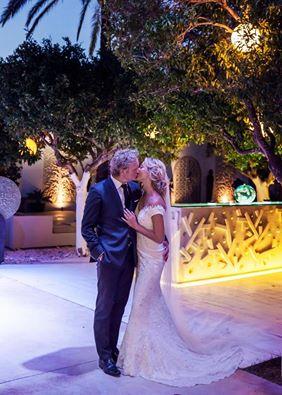 Wendy en Erland Ibiza Dream Wedding