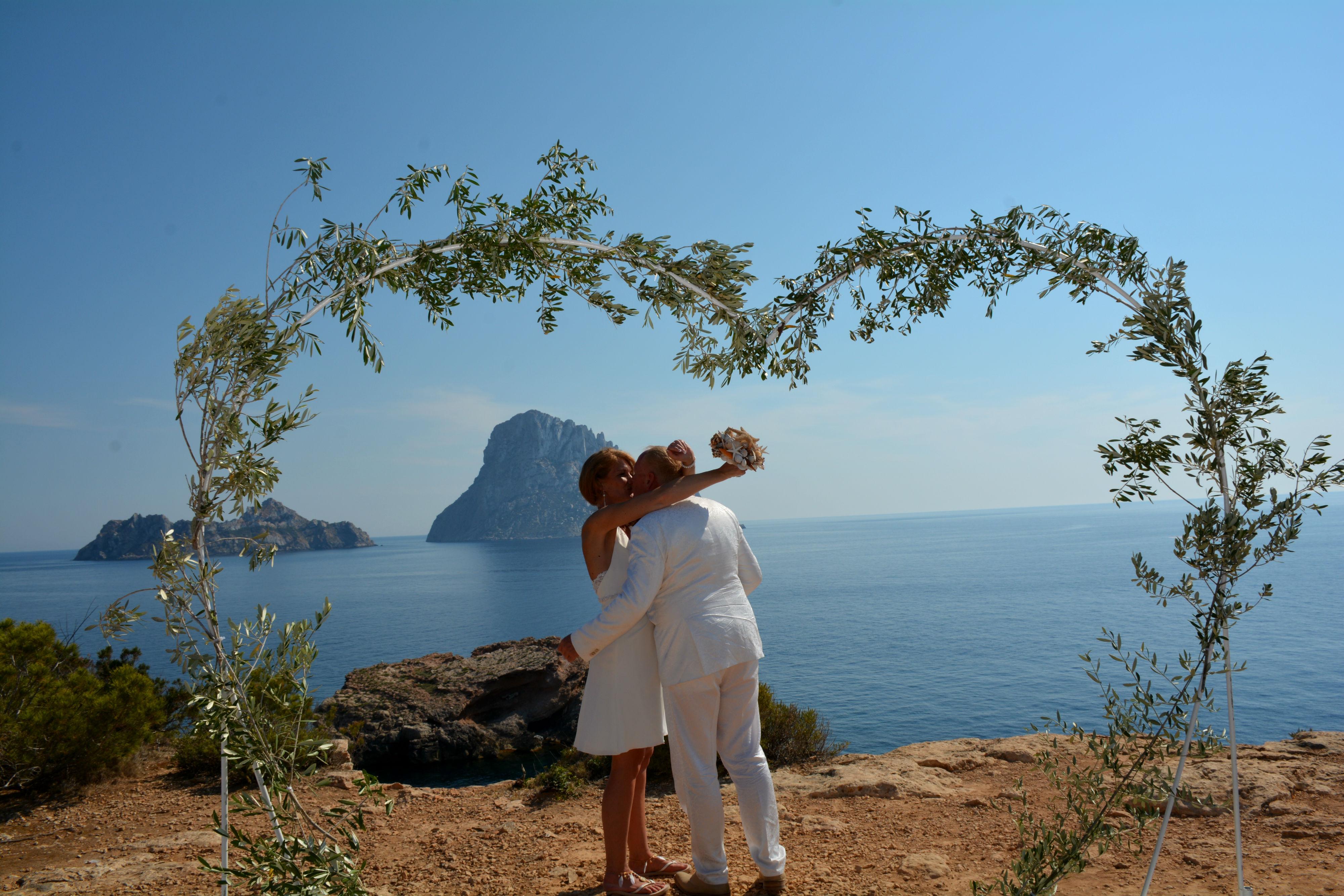 trouwen op Ibiza - weddingplanner