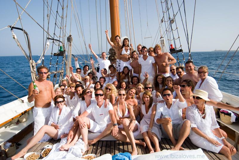 Trouwen op Ibiza