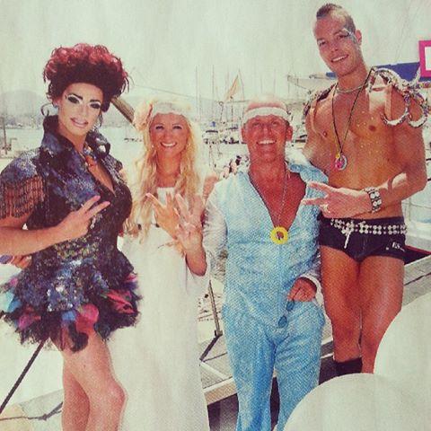 Trouwen op Ibiza Sonja Bakker & Jan Reus